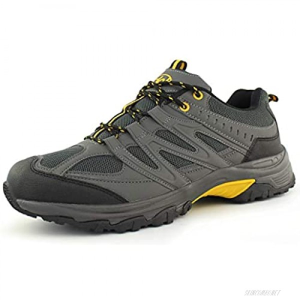 Hawkwell Men's Outdoor Adventure Hiking Shoes