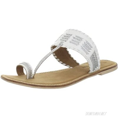 CL by Chinese Laundry Women's Crystal Ball Thong Sandal