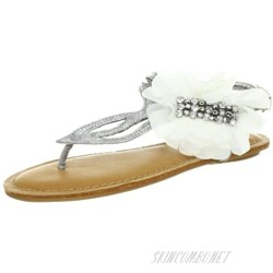 Not Rated Women's Lady Day Thong Sandal